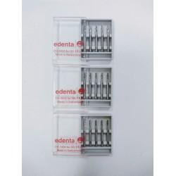 Твърдосплавни борери за рязане - EDENTA